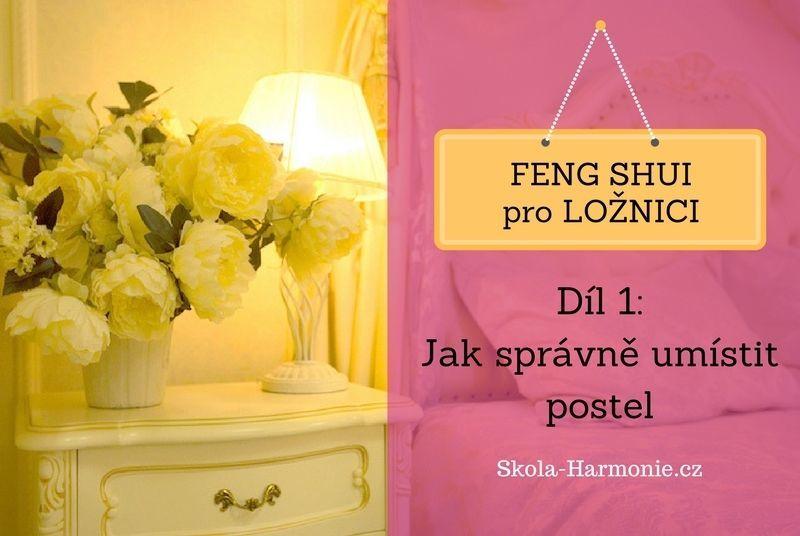 Feng Shui pro ložnici