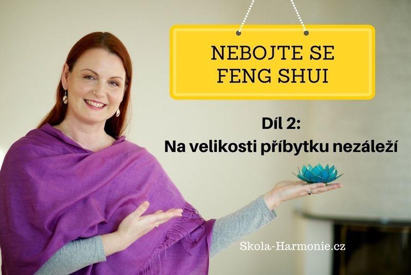 Nebojte se Feng Shui