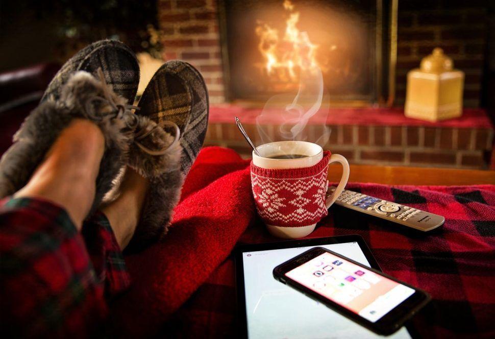 Domácí relaxování