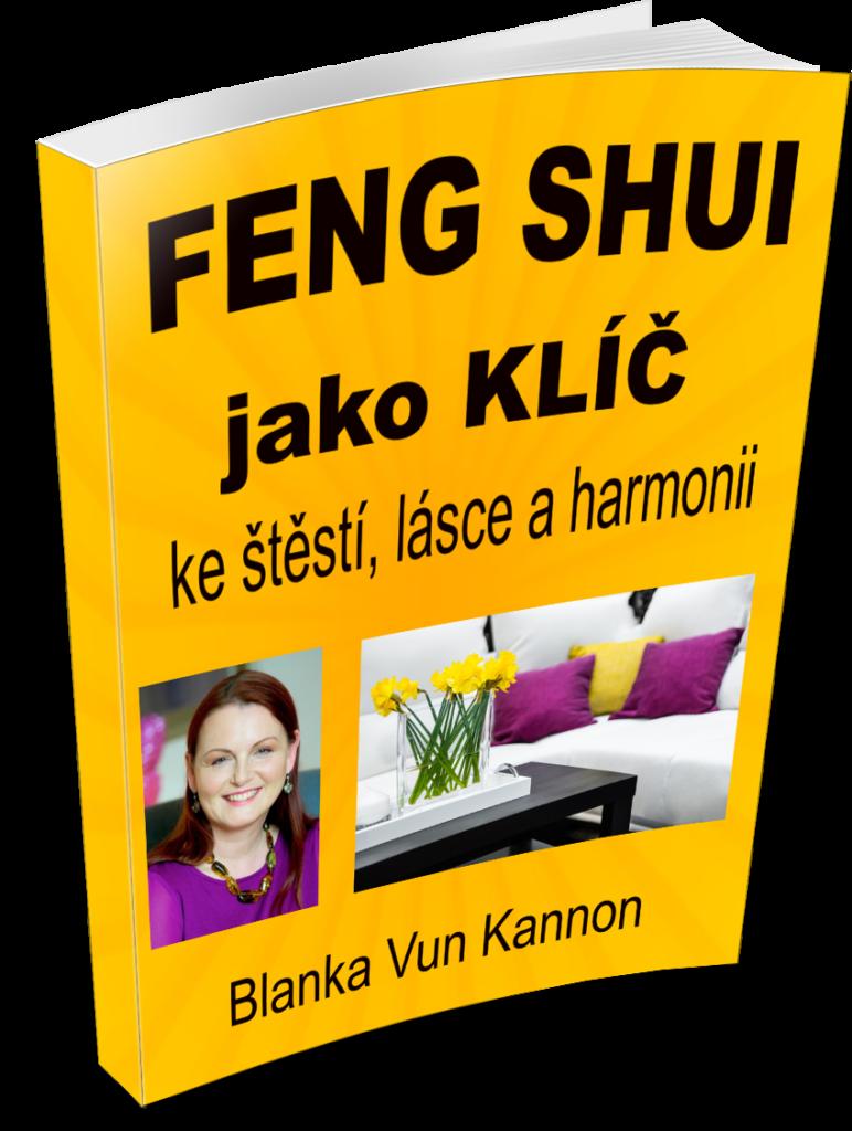 eBook Feng Shui jako klíč
